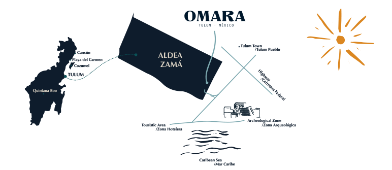 desarrollos-residenciales-tulum-omara-mapa
